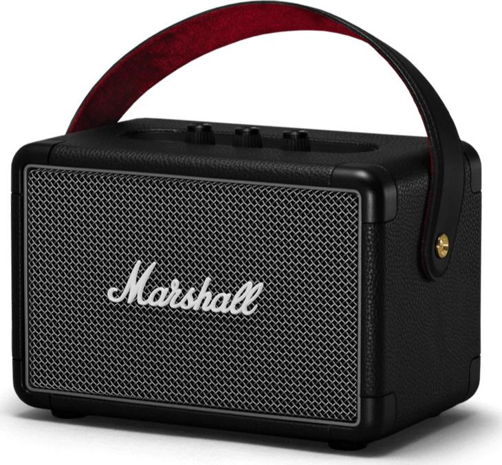 Marshall Kilburn II Bluetooth Ηχείο Black Πληρωμή έως 24 δόσεις