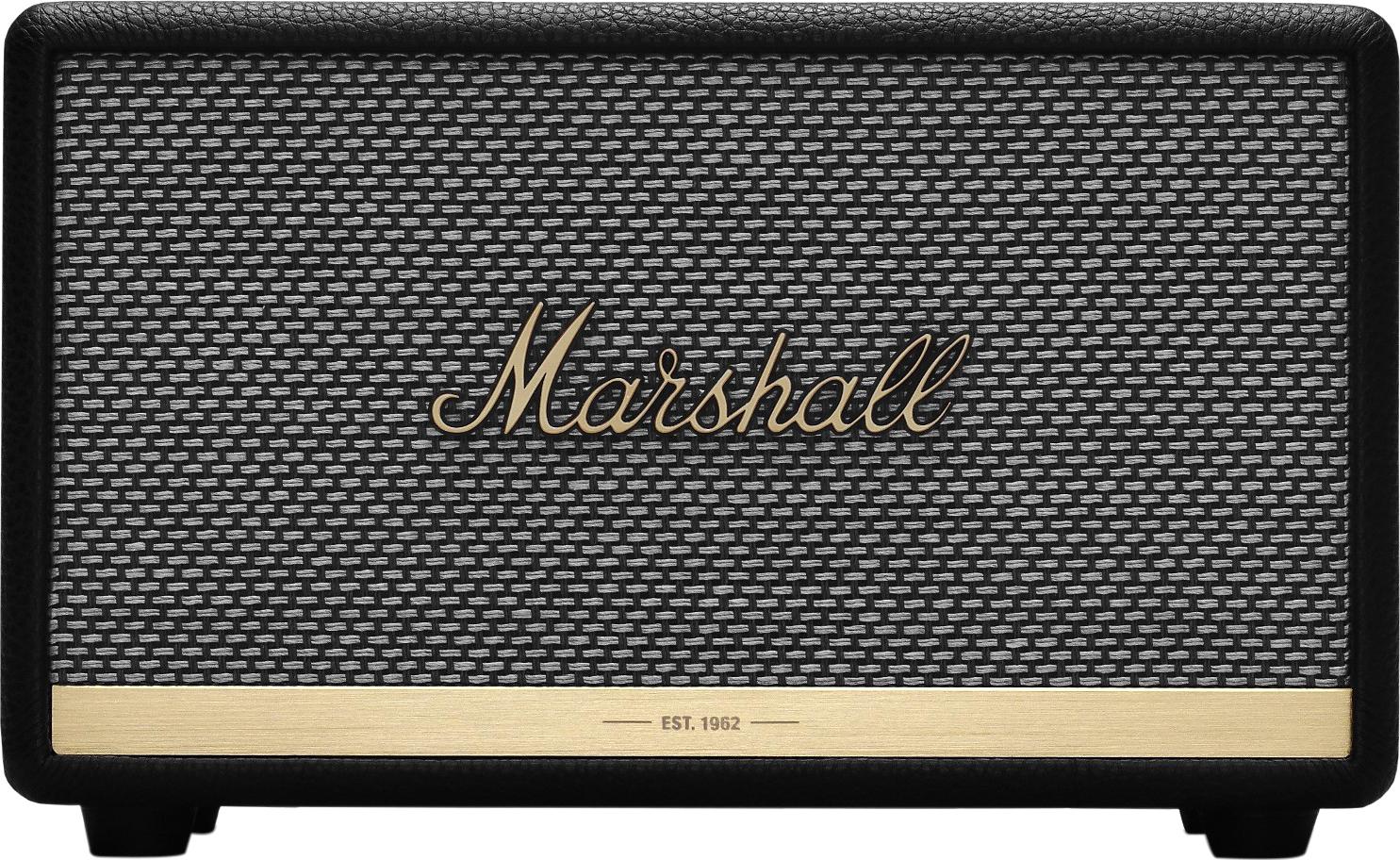 Marshall Acton II Bluetooth Ηχείο Black