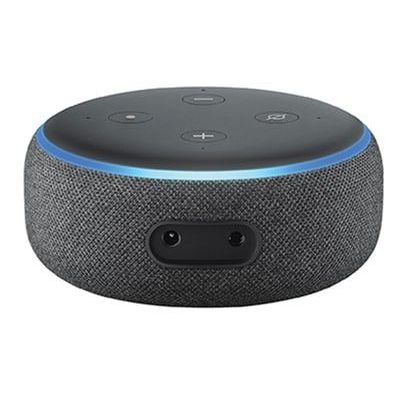 Amazon Echo Dot 3rd Generation Bluetooth Ηχείο Charcoal