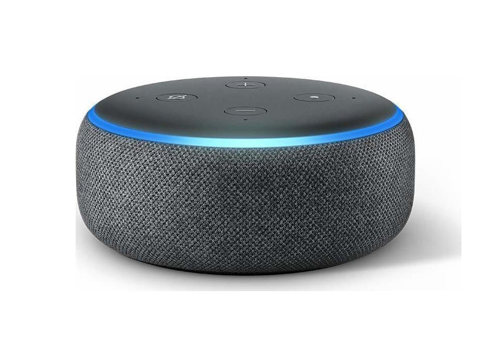 Amazon Echo Dot 3rd Generation Bluetooth Ηχείο Charcoal