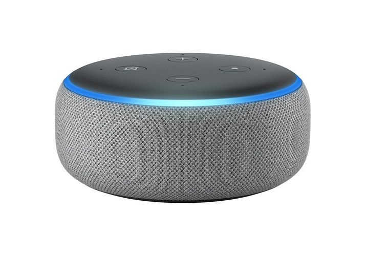 Amazon Echo Dot 3rd Generation Bluetooth Ηχείο Grey