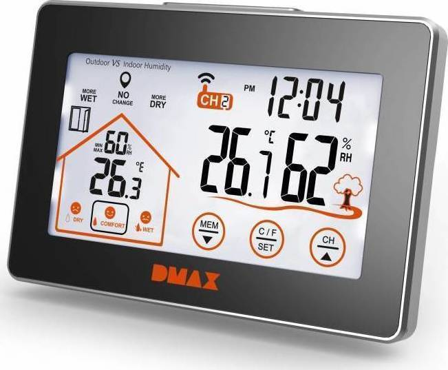 DMAX Weather Station 3320012