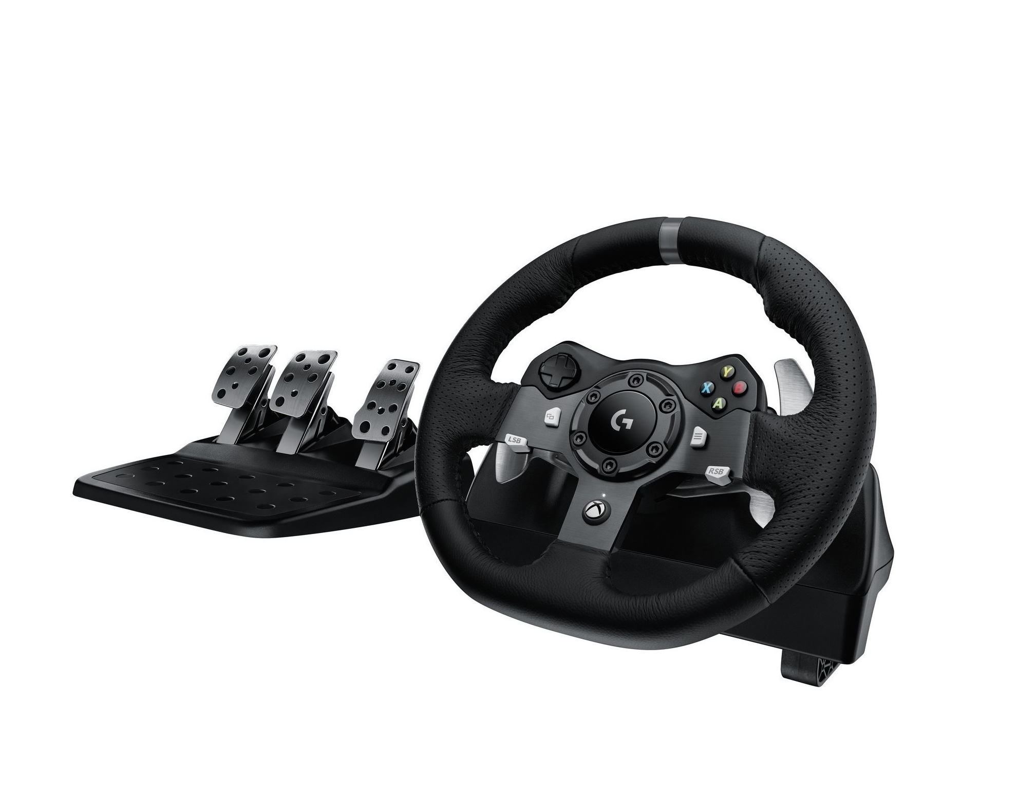 Logitech G920 Driving Force PC/XBOX ONE Πληρωμή έως 24 δόσεις