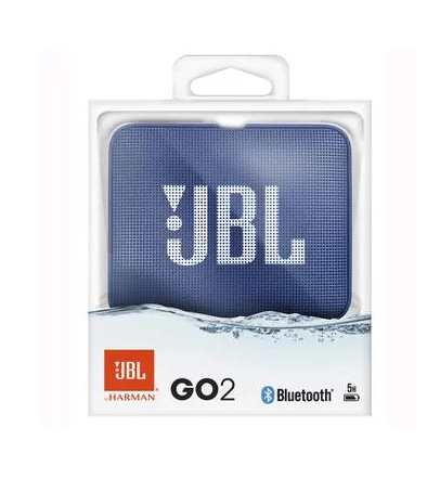 JBL Go 2 Blue