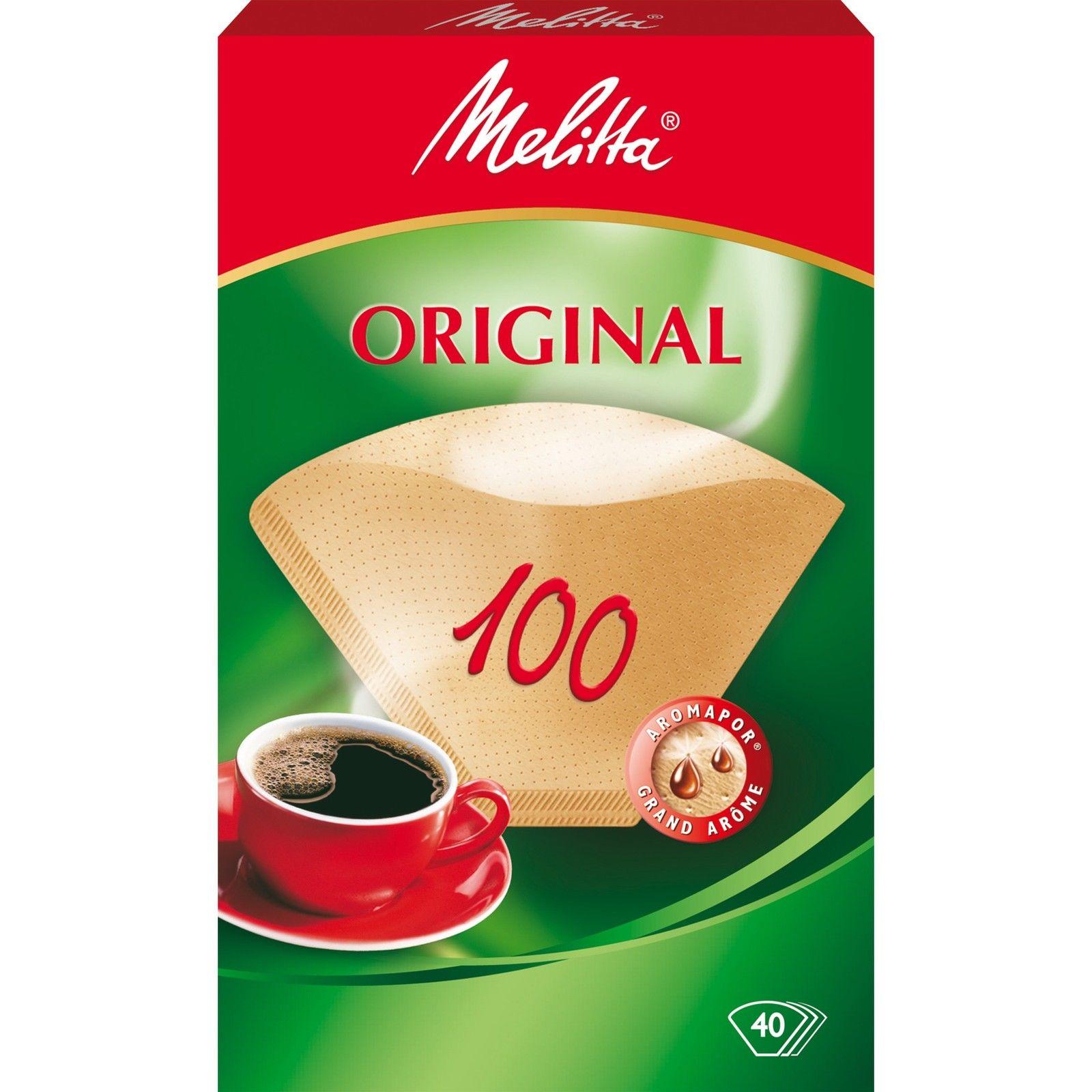 Melitta Φίλτρα Καφέ 40τμ