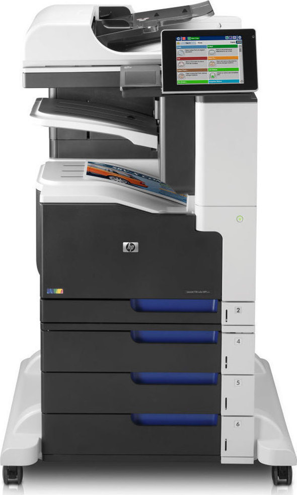 HP LaserJet Enterprise 700 color MFP M775f Φωτοτυπικό