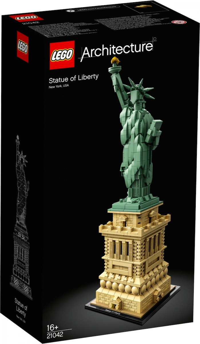 Lego Architecture: Statue of Liberty 21042