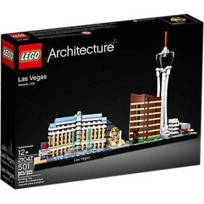 Lego Architecture: Las Vegas 21047