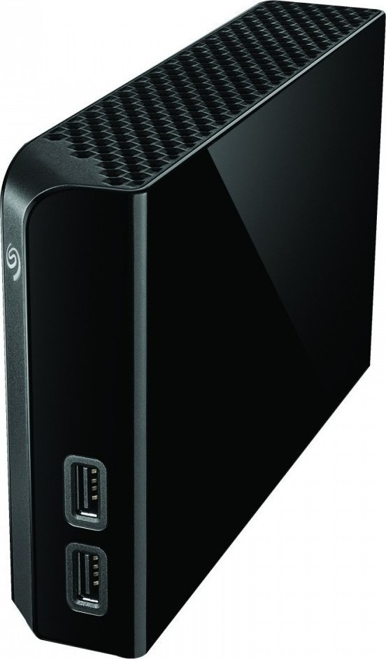 Seagate Backup Plus Hub Desktop 4TB Εξωτερικός Σκληρός Δίσκος  Πληρωμή έως 24 δόσεις