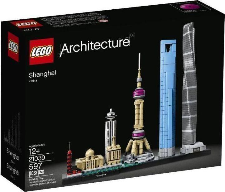 Lego Architecture: Shangai 21039