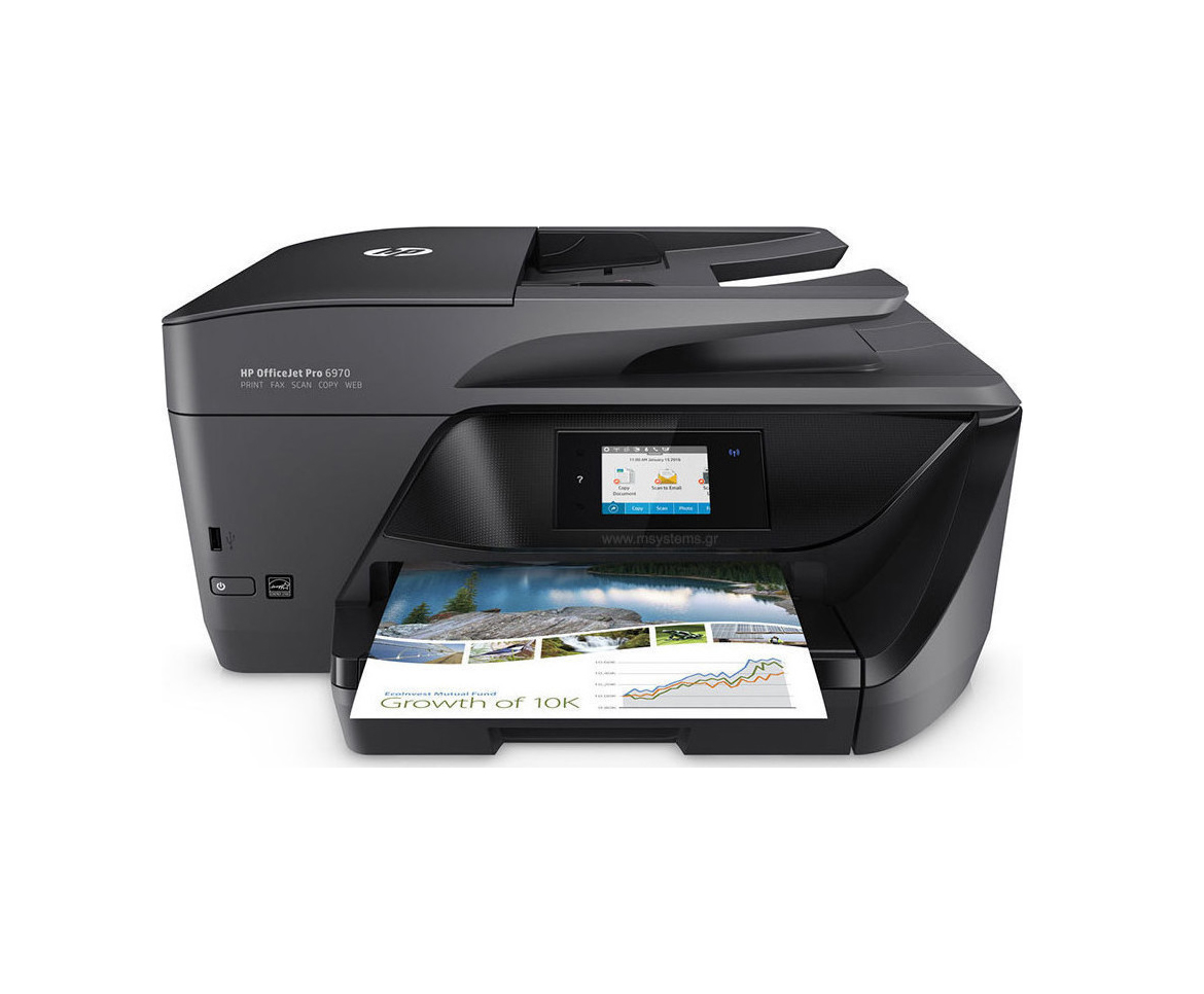 HP OfficeJet Pro 6970 e-All-in-One T0F33A#BHC Πολυμηχάνημα