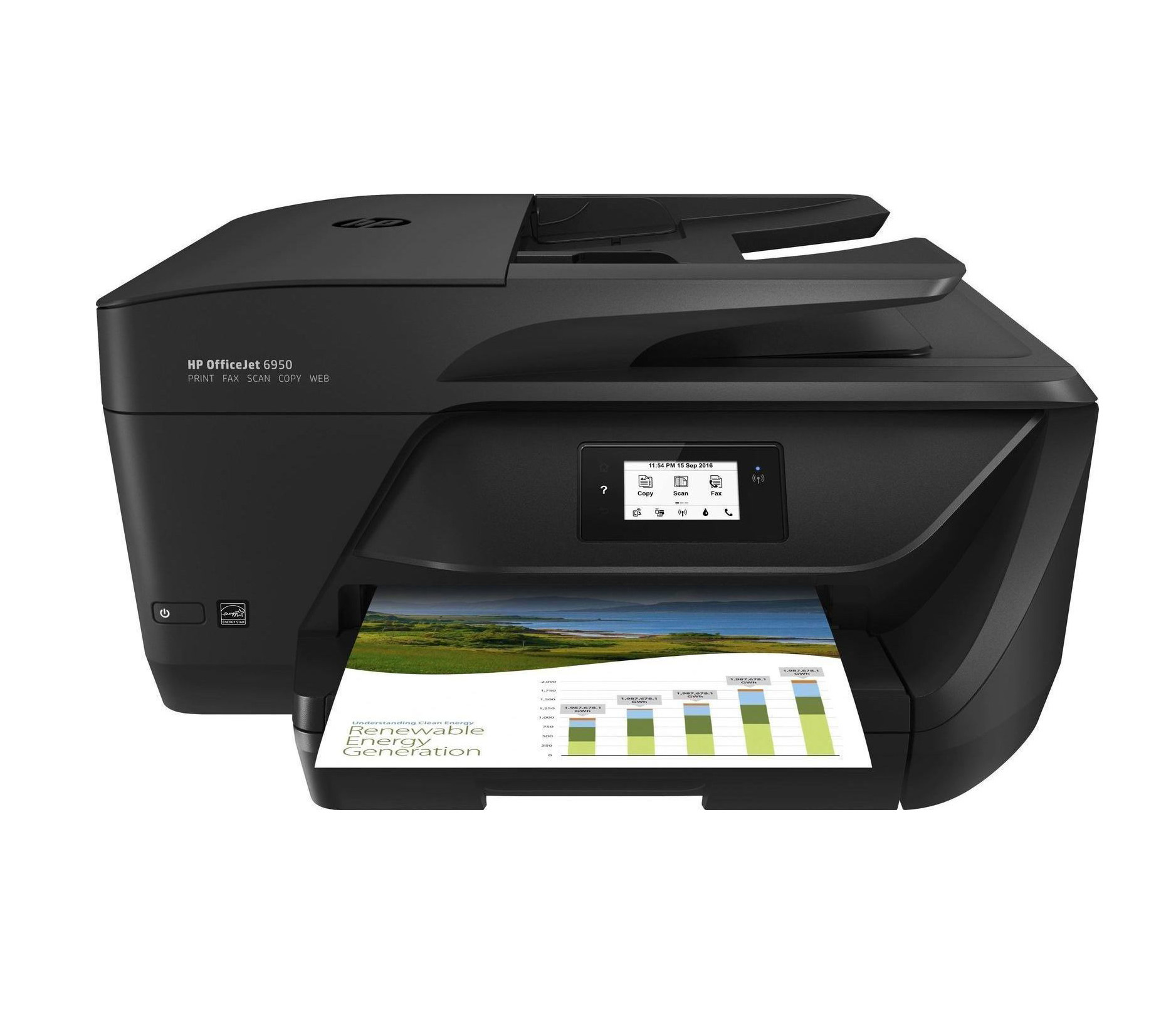 HP OfficeJet 6950 e-All-in-One Πολυμηχάνημα
