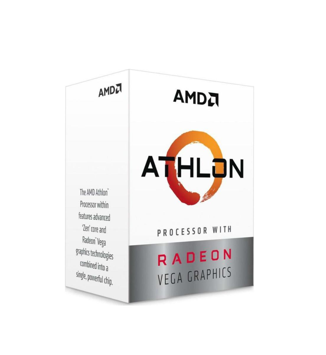 AMD Athlon 200GE 3.20GHz 4MB Box Επεξεργαστής