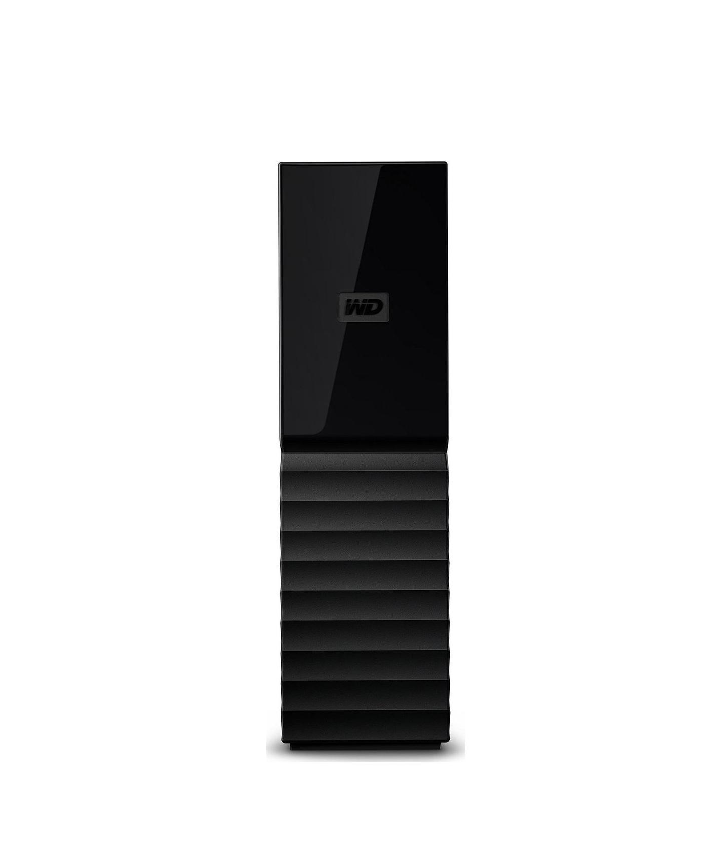 "Western Digital My Book 6TB Εξωτερικός Σκληρός 3.5"" Δίσκος USB 3.0 Black"