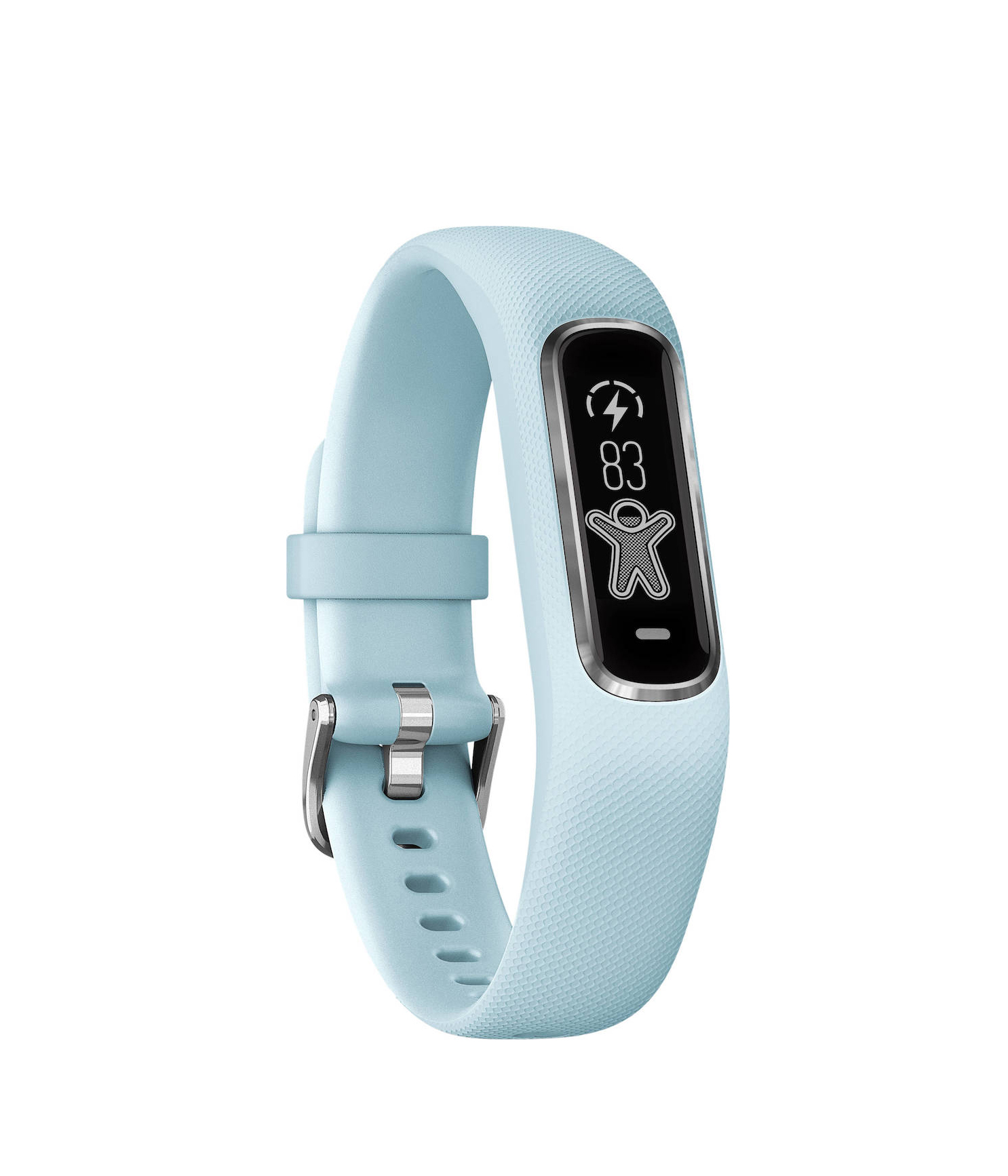 Garmin Vivosmart 4 S/M Azure Blue/Silver