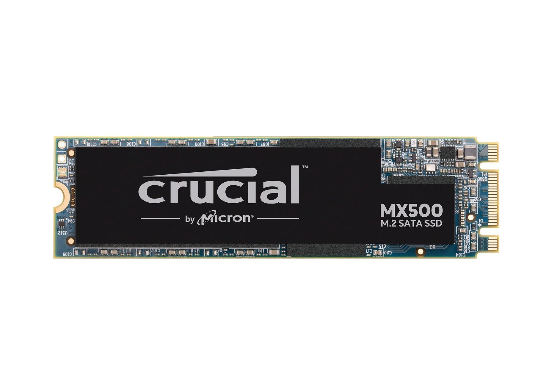 Crucial MX500 250GB M.2  Σκληρός Δίσκος SSD CT250MX500SSD4