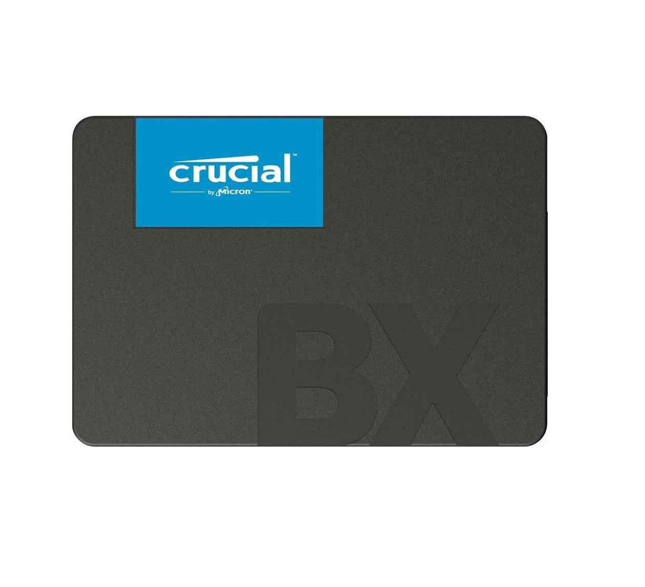 Crucial BX500 480GB Σκληρός Δίσκος SSD Sata 3 CT480BX500SSD1