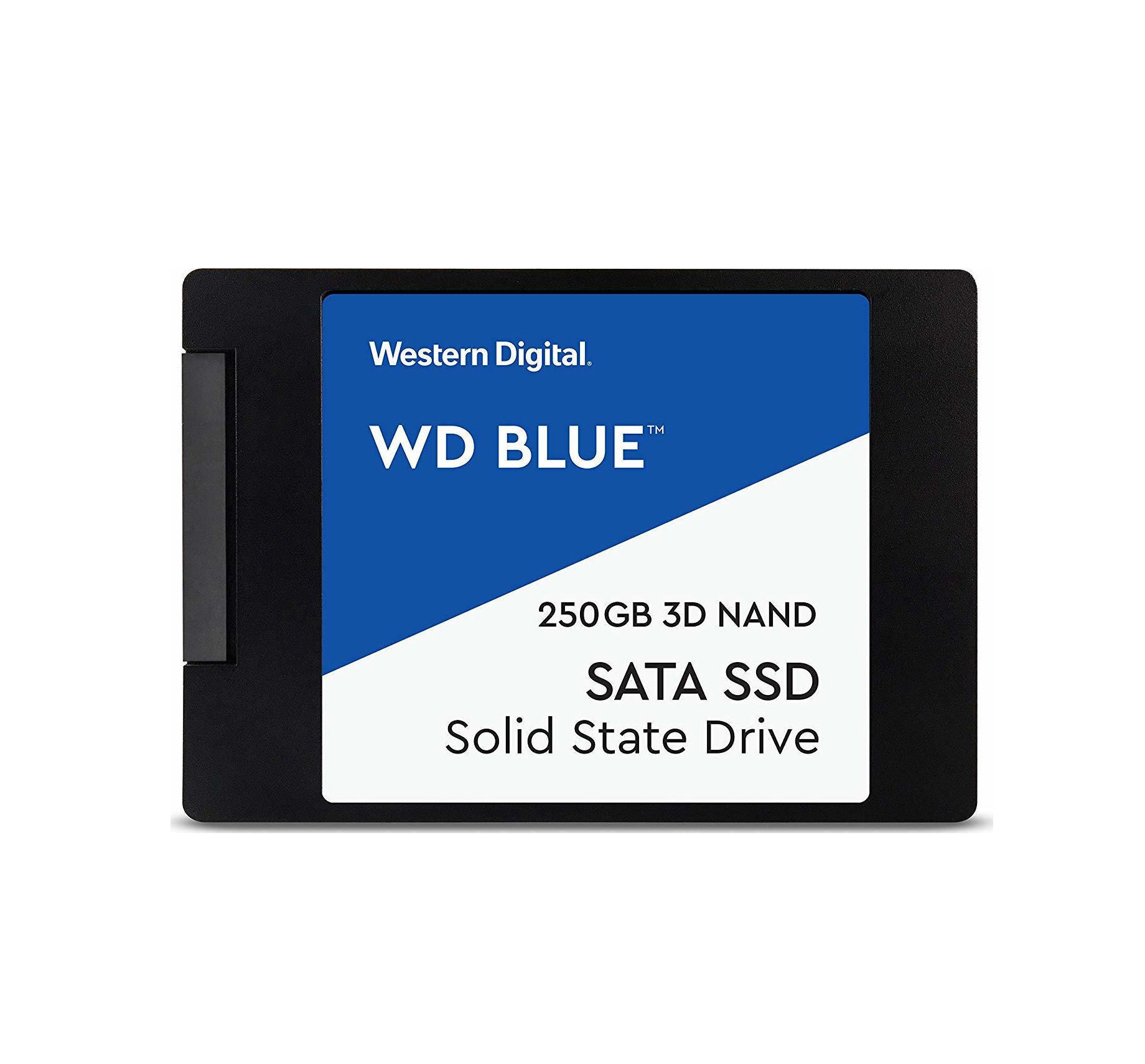 Western Digital Blue 3D 250GB WDS250G2B0A Σκληρός Δίσκος 2.5'' Sata 3