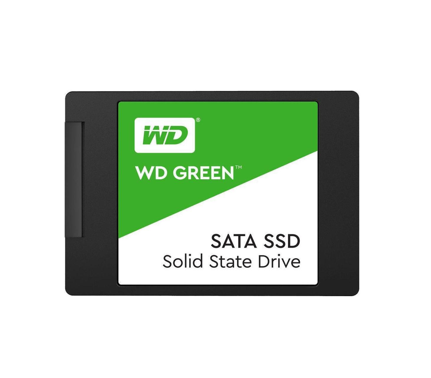 Western Digital WD Green 120GB WDS120G2G0A Σκληρός Δίσκος 2.5'' Sata 3