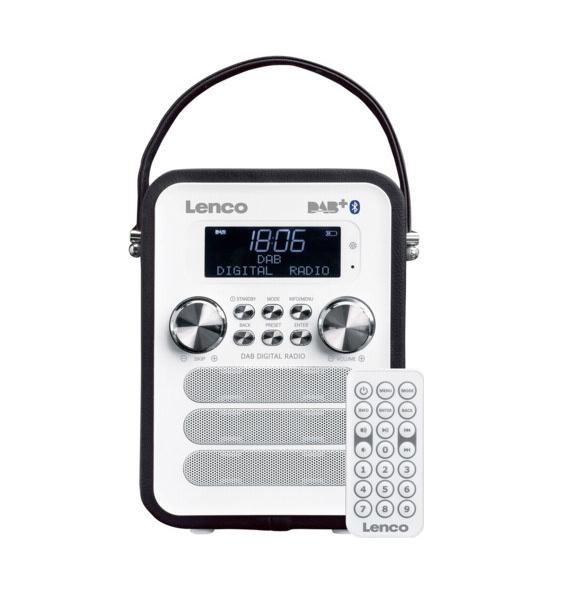 Lenco PDR-050 Ραδιόφωνο Black