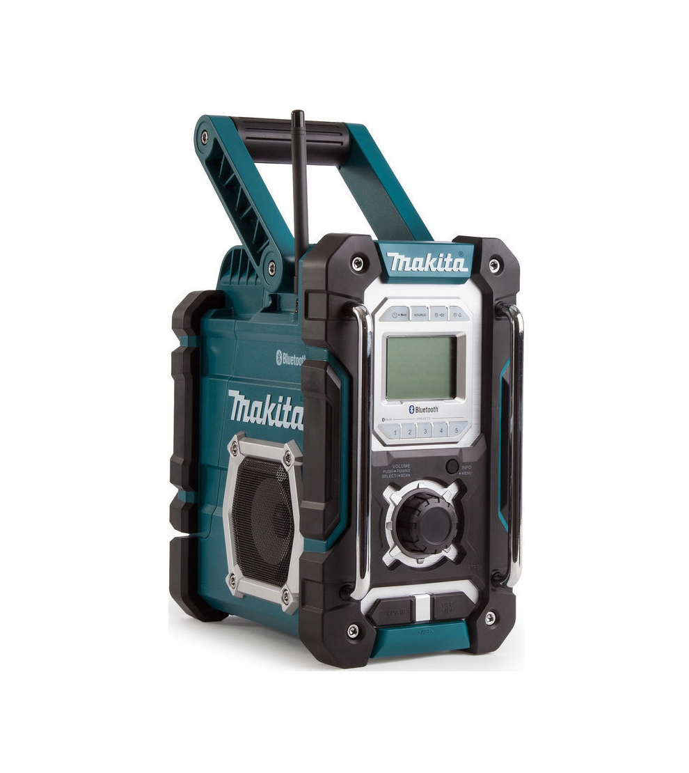 Makita DMR108 Job Site Radio Ραδιόφωνο