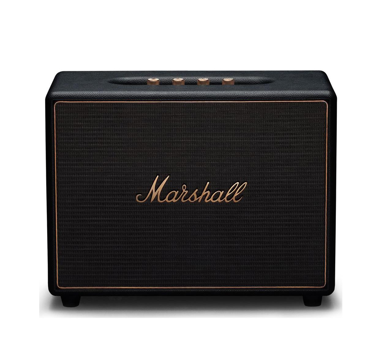 Marshall Woburn Multi-Room Ηχείο Black Πληρωμή έως 24 δόσεις