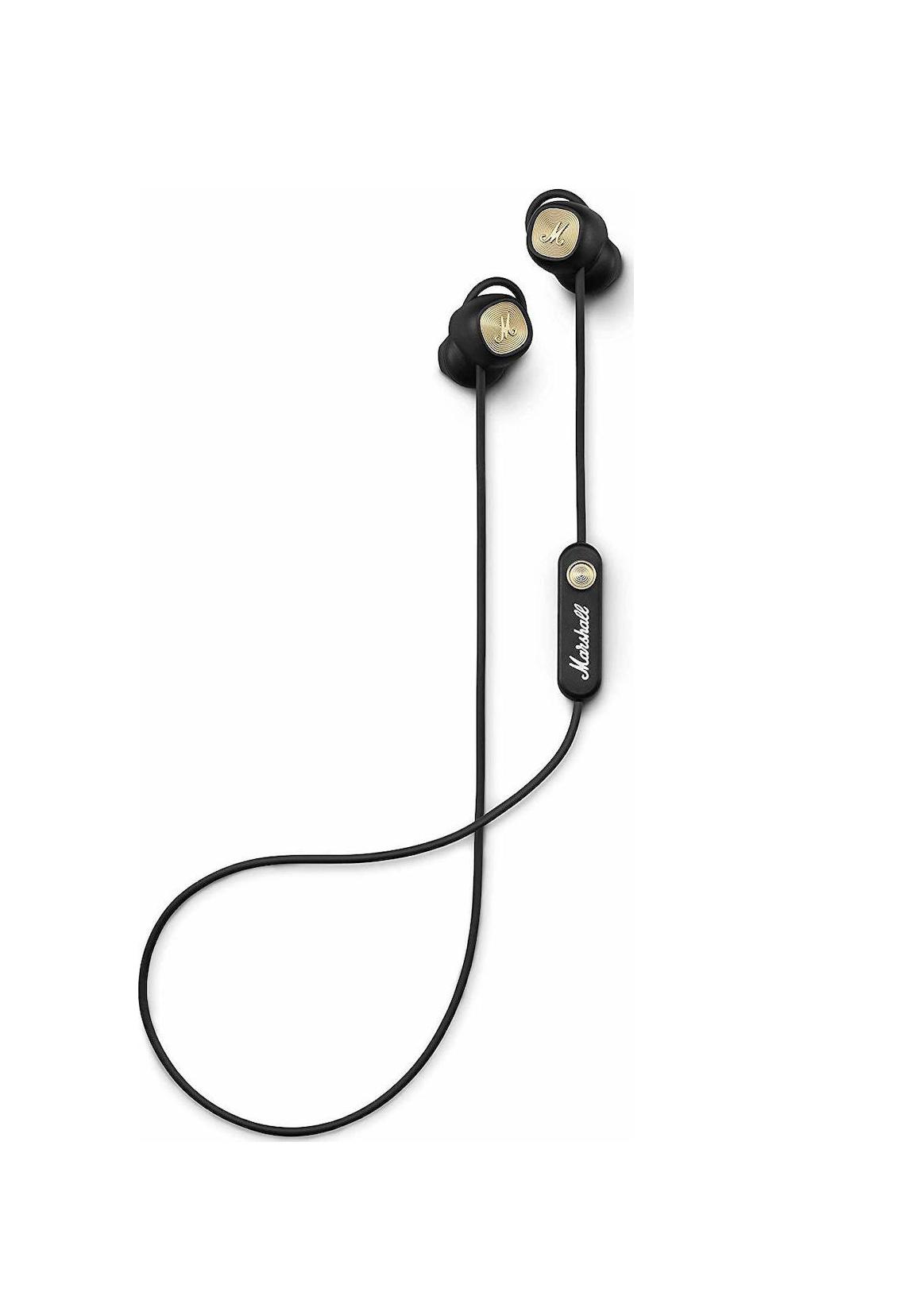 Marshall Minor II Bluetooth Ακουστικά Handsfree Black
