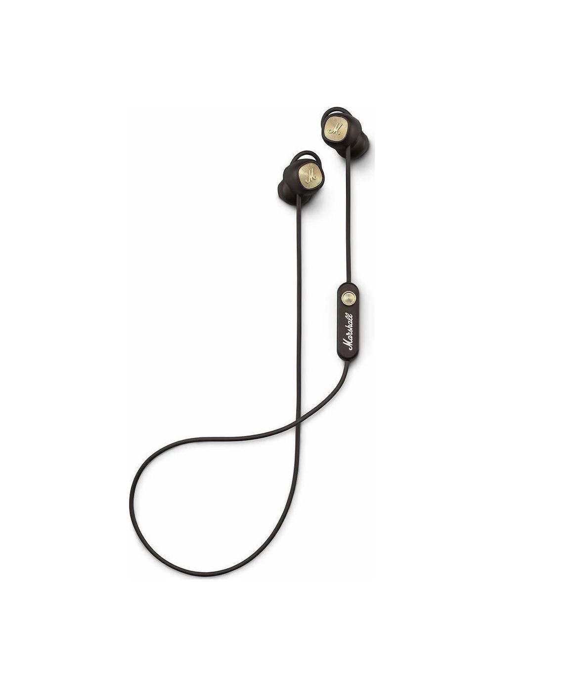 Marshall Minor II Bluetooth Ακουστικά Handsfree Brown