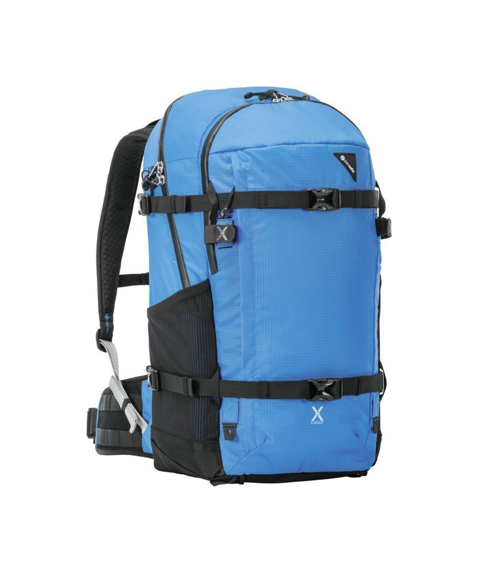 Pacsafe Venturesafe X40 Plus GuraGear Module Pro Medium Backpack Τσάντα Blue