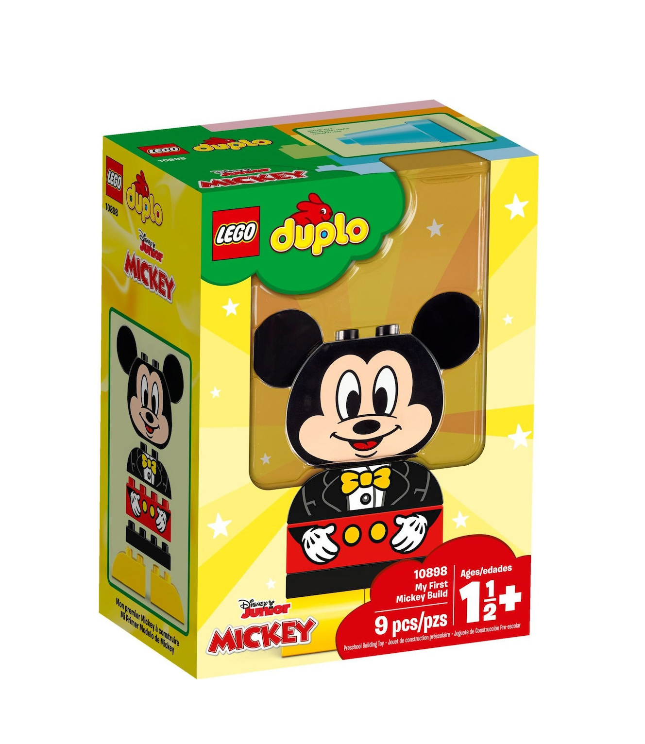 Lego Duplo: My First Mickey Build 10898