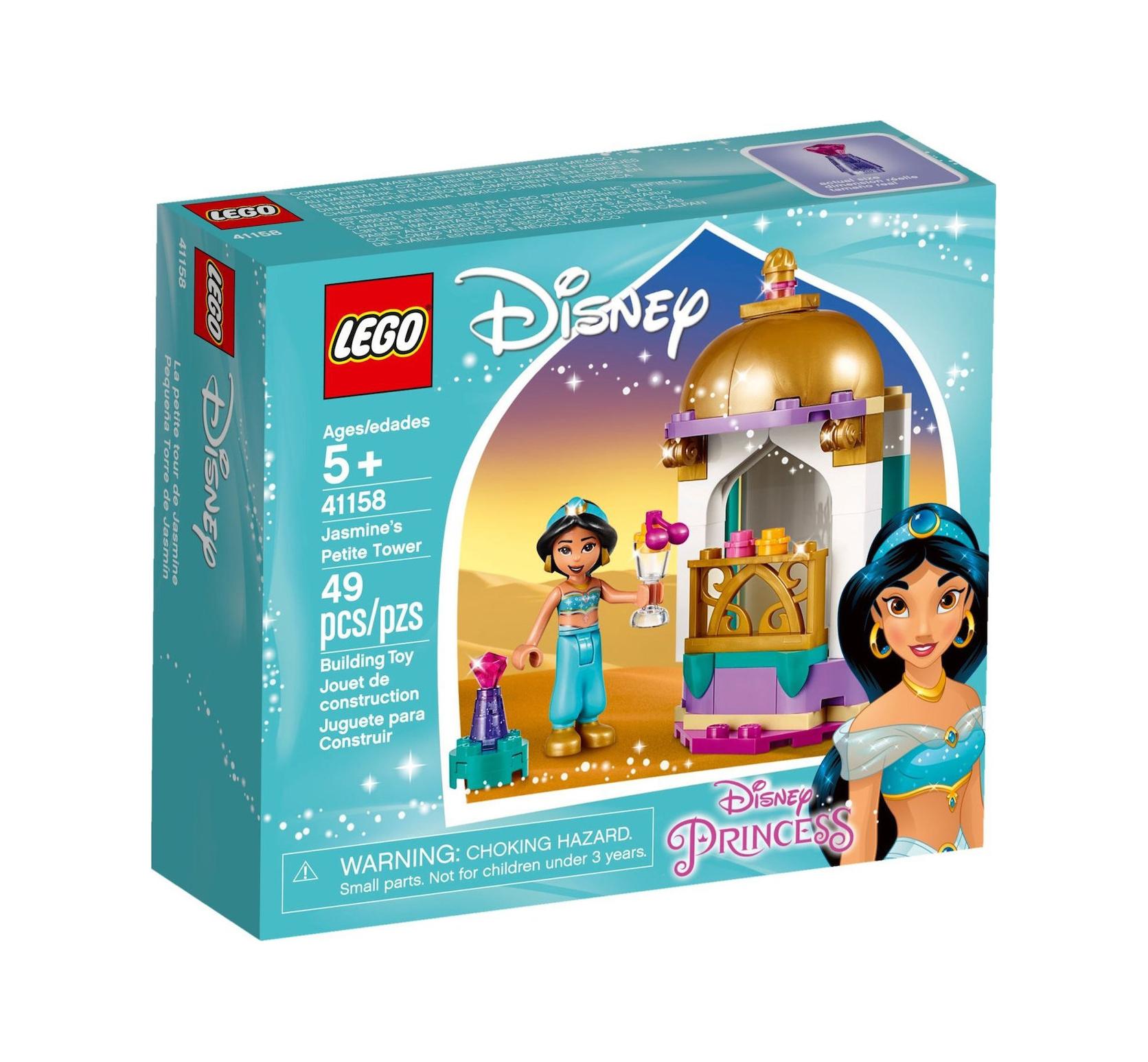 Lego Disney: Jasmine's Petite Tower 41158