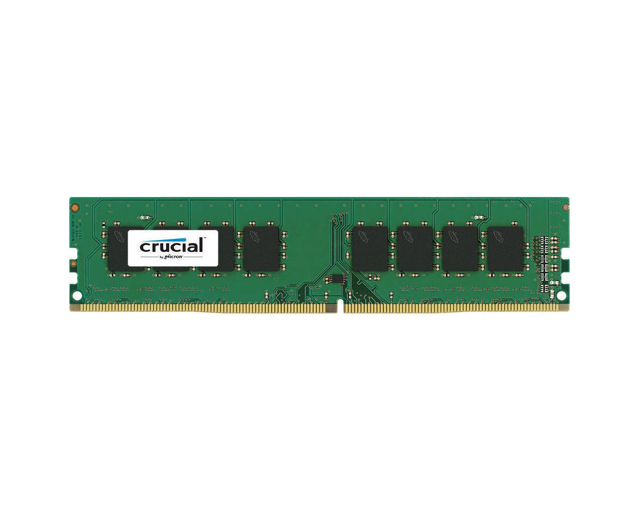 Crucial 4GB DDR4-2400MHz CT4G4DFS824A Μνήμη Ram