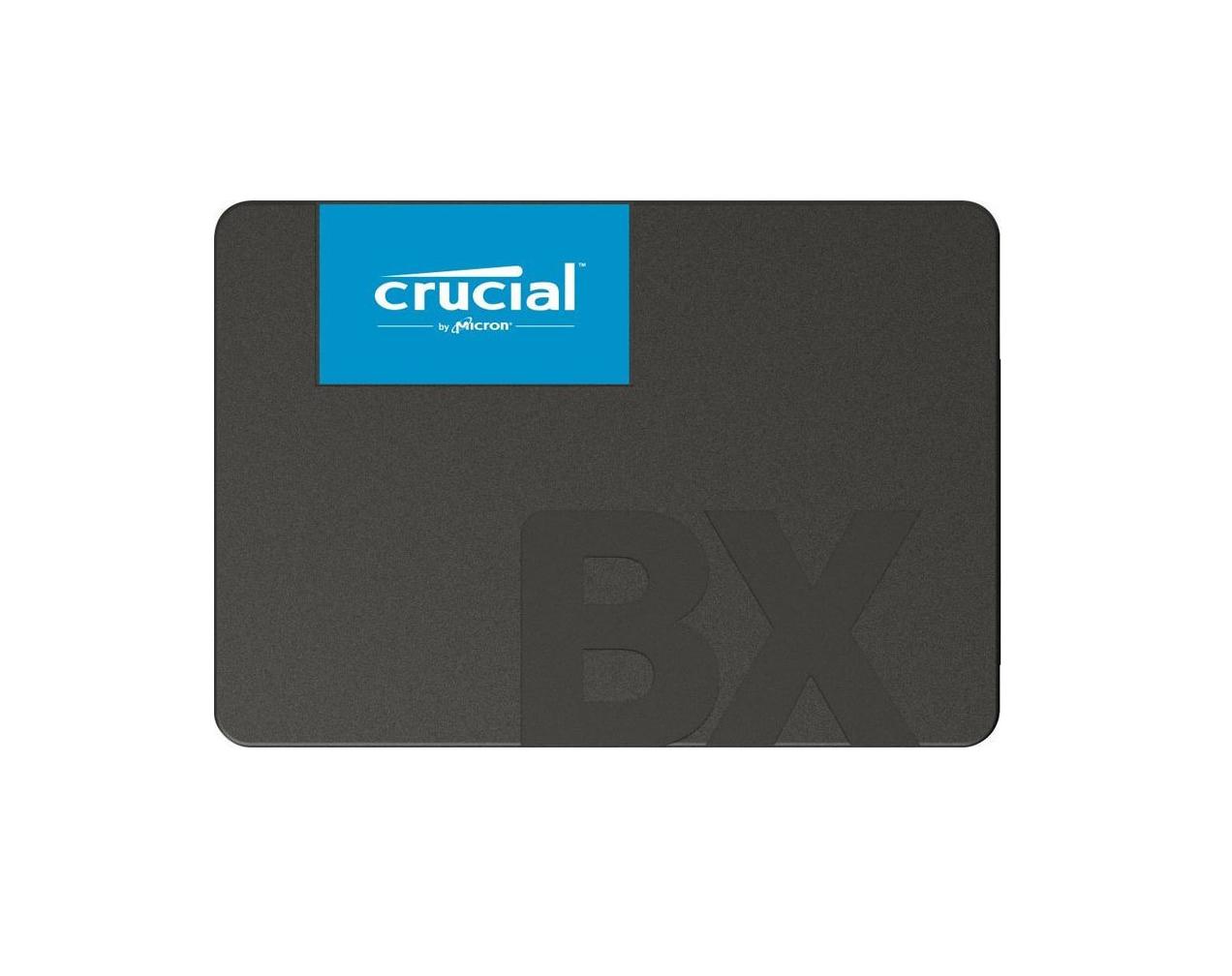 Crucial BX500 240GB Σκληρός Δίσκος SSD Sata 3 CT240BX500SSD1