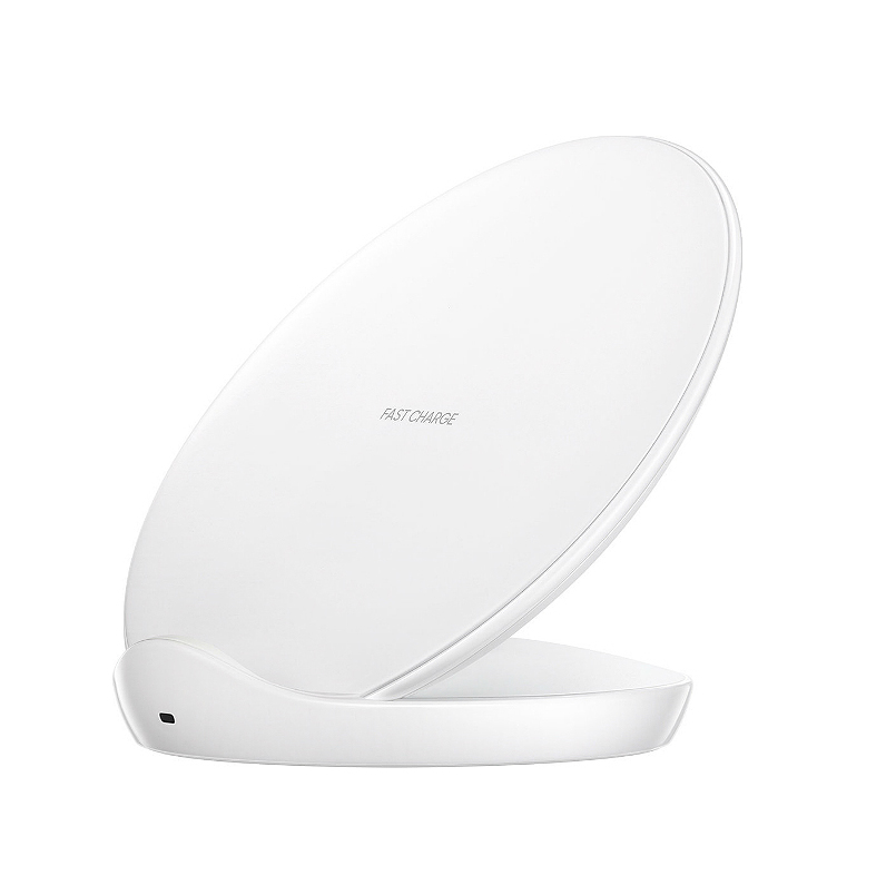 Samsung Wireless Charging Pad (Qi) EP-N5100B Ασύρματος Φορτιστής White