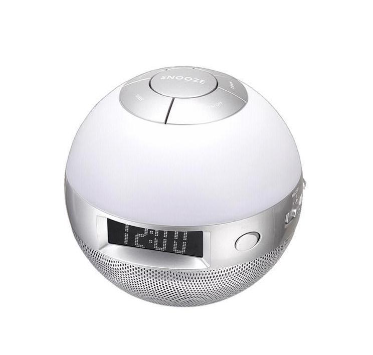 Lenco CRW-1 Alarm Clock