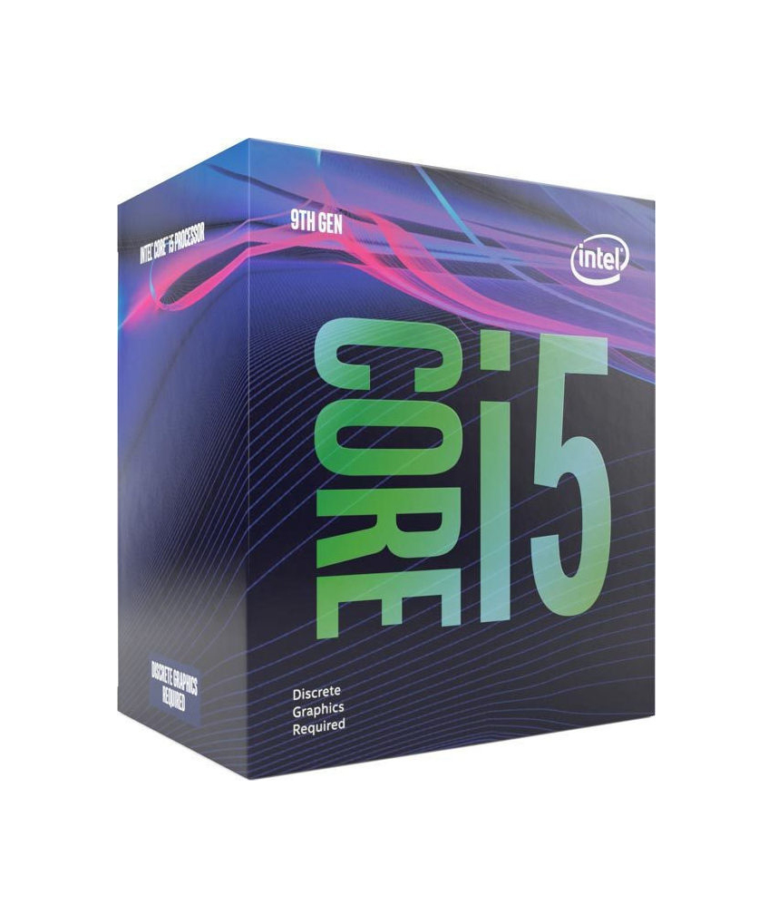 Intel Core i5-9400F Box Επεξεργαστής Πληρωμή έως 24 δόσεις