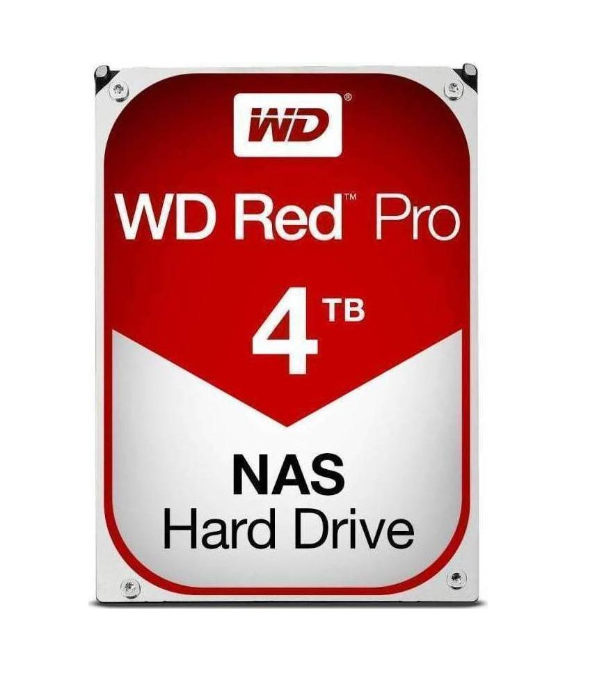 Western Digital Red Pro 4TB (256mb) WD4003FFBX Σκληρός Δίσκος 3.5'' Sata 3