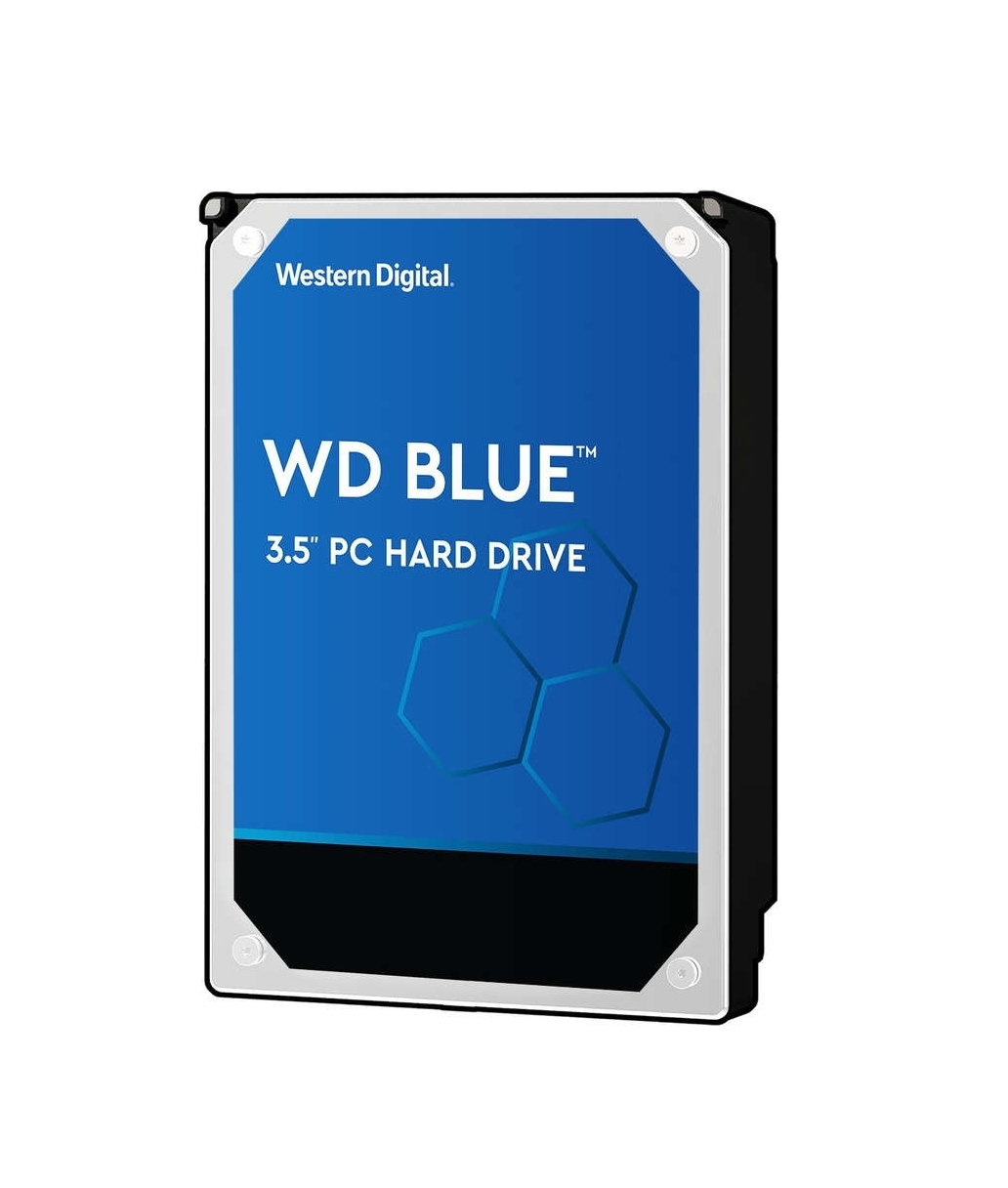 Western Digital Blue 6TB WD60EZRZ Σκληρός Δίσκος 3.5'' Sata 3