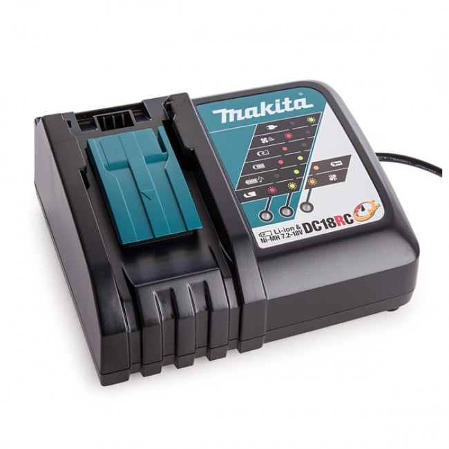 Makita DC18RC Charger 18V Φορτιστής