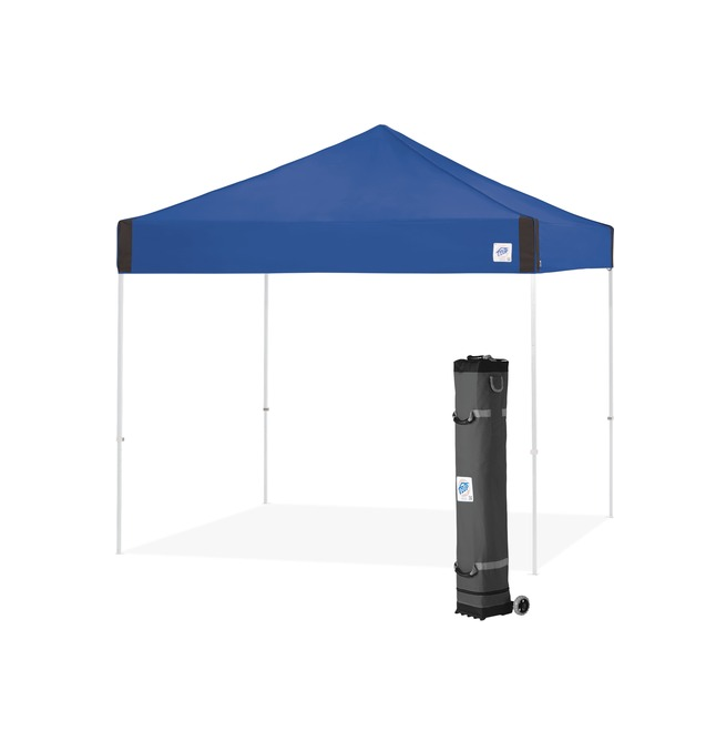 EZ Up Folding Tent 3x3m Pyramid Color Royal Blue Κιόσκι PR3WH10RB