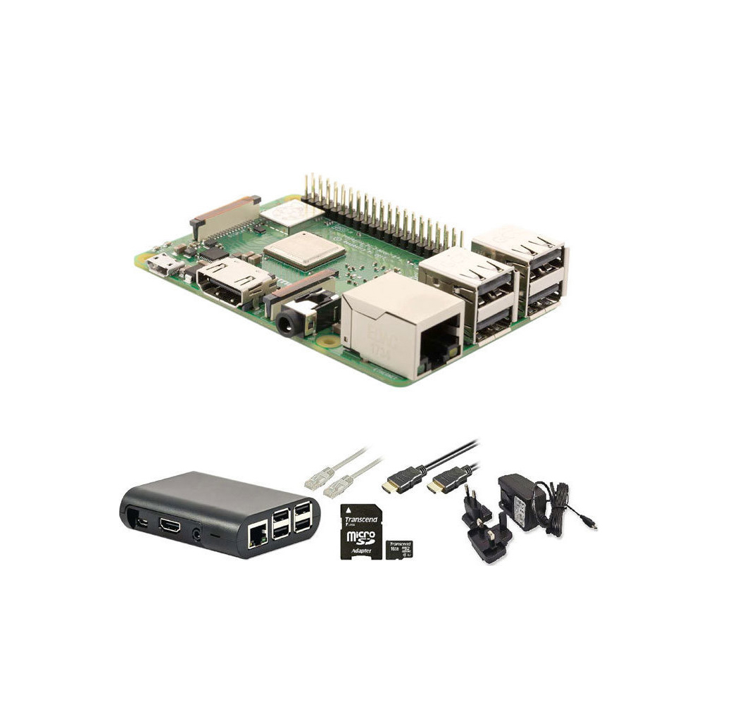 Raspberry Pi 3 Model B+ Starter Kit WA-Pi3BSet1