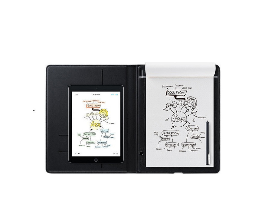 Wacom Bamboo Folio Small CDS-610G Πληρωμή έως 24 δόσεις