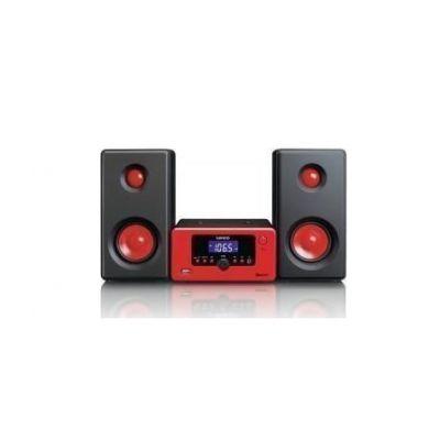 Lenco MC-020 Red Ηχοσύστημα