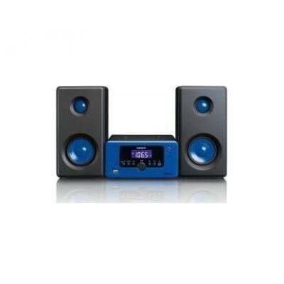 Lenco MC-020 Blue Ηχοσύστημα