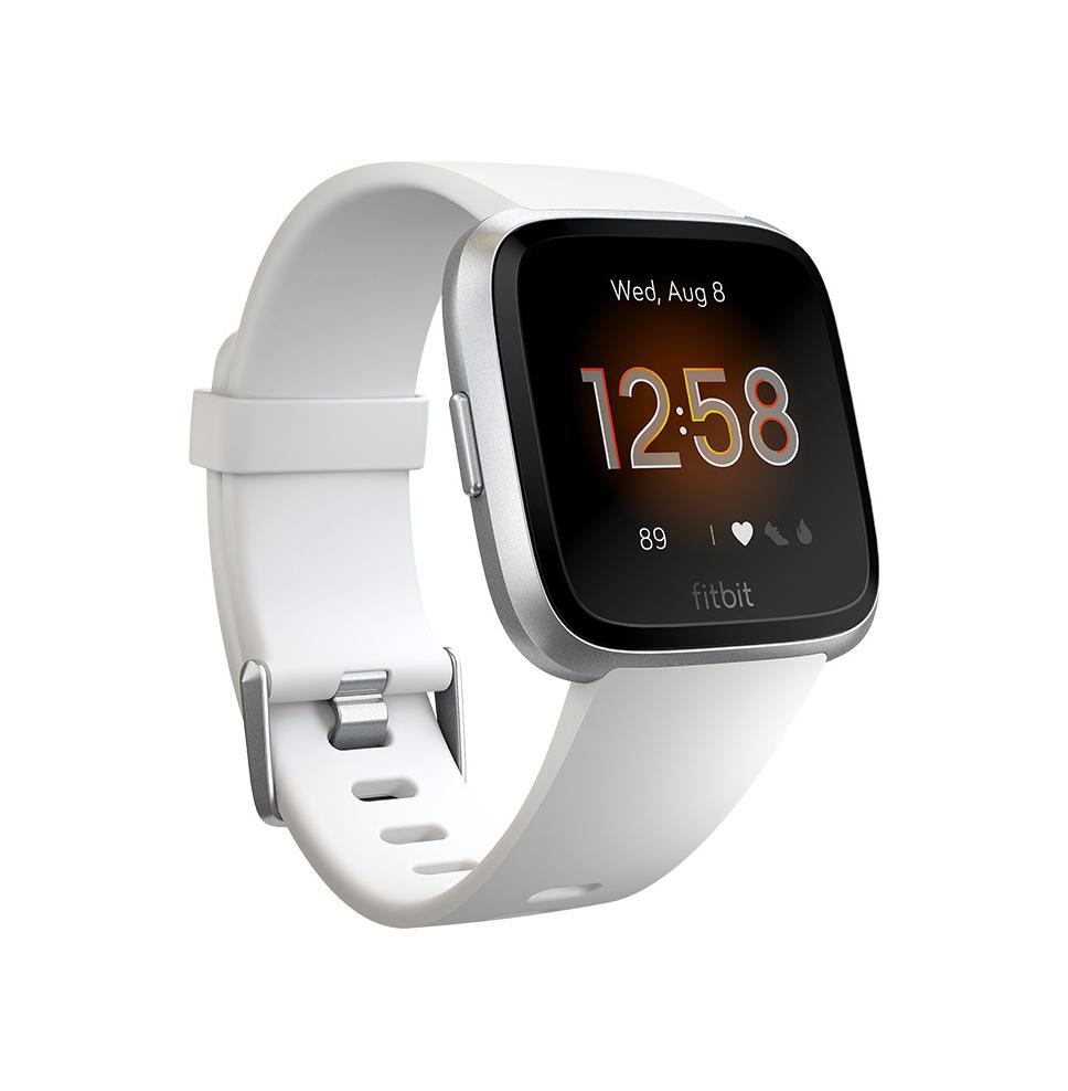 Fitbit Versa Lite Smartwatch FB415SRWT White