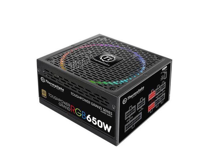 Thermaltake Toughpower Grand RGB 650W Gold (RGB Sync Edition) Τροφοδοτικό