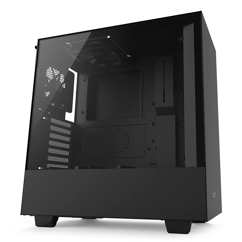 NZXT H500 Window Midi Tower CA-H500B-B1 Black
