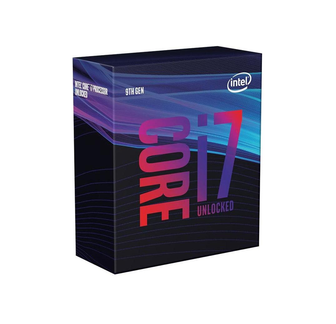 Intel Core i7-9700K Box Επεξεργαστής (BX80684I79700K) Πληρωμή έως 24 δόσεις