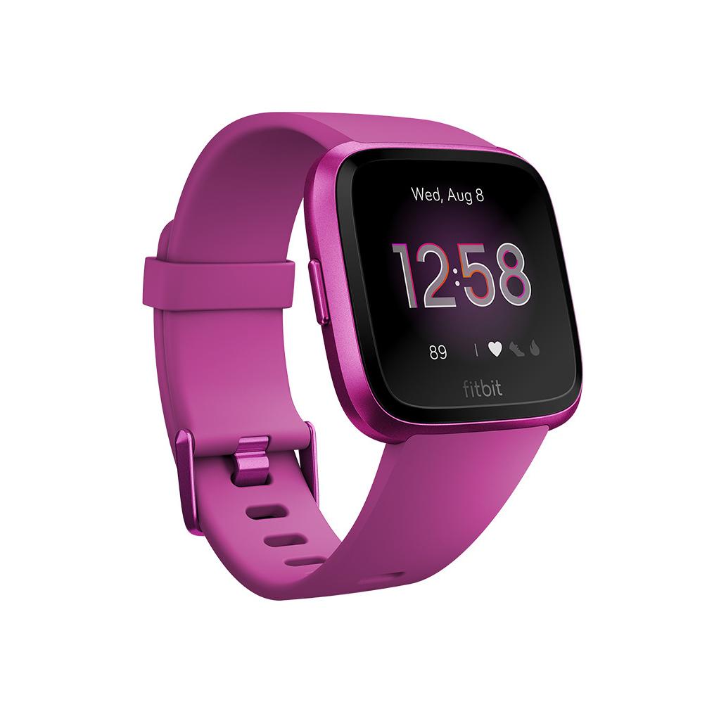 Fitbit Versa Lite Smartwatch FB415PMPM Magenta