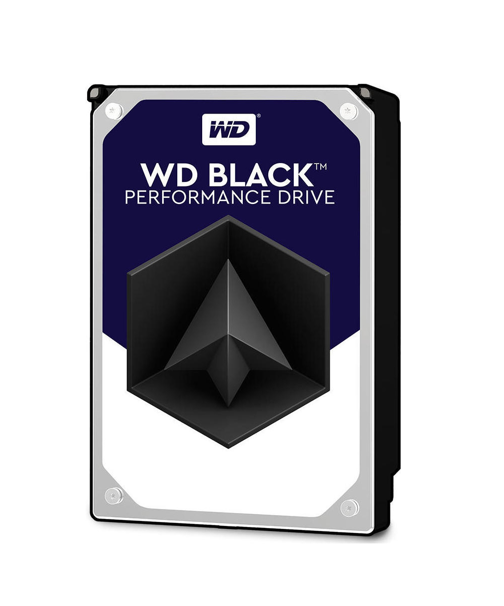 Western Digital Black 6TB WD6003FZBX Σκληρός Δίσκος 3.5'' Sata 3 Black